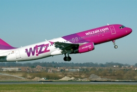 Wizz Air will be flying from Armenia to Vienna, Vilnius