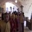 В восстановленном армянском храме Алеппо впервые за 7 лет провели мессу