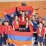 Юные армянские тяжелоатлеты завоевали 13 медалей на ЧЕ в Израиле