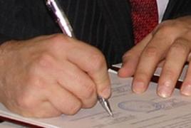 Президент РА подписал закон о безвизе между Арменией и Китаем
