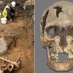 "Skeleton of 16th century ""pirate"" discovered in Edinburgh"
