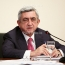 Սերժ Սարգսյանի հանդեպ քրհետապնդման դեմ բողոքը դատարանում է