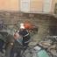 Հալաբյանի Զինկոմիսարիատի շենքում փլուզում է եղել. 11 տուժած կա