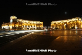 Yerevan Christmas tree will be lit up on December 21