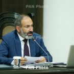 Armenia PM attends informal summit of heads of CIS-member states