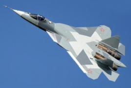 Azerbaijan reportedly interested in Russian Su-57 jets