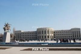 Հունվարի 1,2 և 6,7-ին Երևան-Գյումրի արագընթաց գնացքի ուղերթներ կիրականացվեն