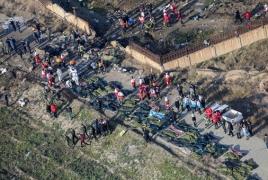 No Armenians among Iran plane crash casualties