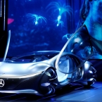 New Mercedes-Benz concept car is inspired by 'Avatar'