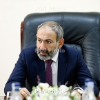 Pashinyan: Armenia won't be drawn into anti-Iranian, anti-American actions