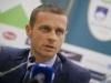 UEFA President congratulates new Armenia football chief