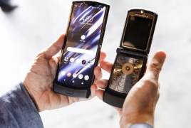 Motorola Razr set to be launched in 2020