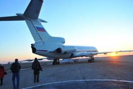 Российский самолет совершил жесткую посадку в Анталье