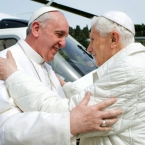 Retired Pope Benedict slams Francis over celibacy comments