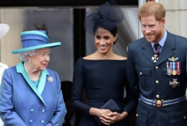 The Queen supports Harry and Meghan's wish for