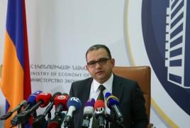 Նախարար. ՀՀ տնտեսական աճը 2019-ին առնվազն 7.5% կկազմի