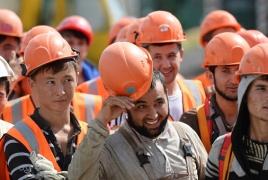 ՌԴ արտագնա աշխատանքի մեկնողների տեղավորման հարցը կարող է դյուրացվել