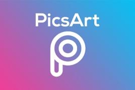 PicsArt - в числе 20 самых скачиваемых приложений в 2019 году