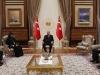 New Armenian Patriarch meets Turkey's Erdogan