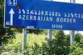 Վրաց-ադրբեջանական սահմանին քաղաքացին պատանդ է վերցրել սահմանապահին
