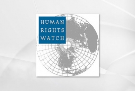 HRW: Armenia probes into past violence remained limited in 2019