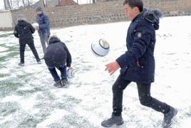 Գեղարքունիքի մարզում ֆուտբոլի 5 խաղադաշտ է բացվում