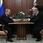 Russian parliament approves new PM Mikhail Mishustin