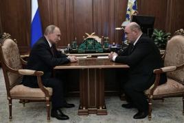 Ռուսաստանի վարչապետ է նշանակվել Միխայիլ Միշուստինը