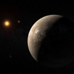 Possible 'super-earth' planet discovered 4 light years away