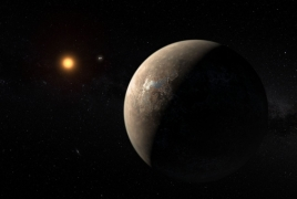 "Possible ""super-earth"" planet discovered 4 light years away"