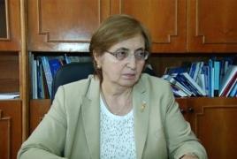 ՍԴ փոխնախագահ է ընտրվել Ալվինա Գյուլումյանը