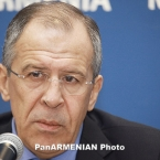 Lavrov sees 'certain progress' in Karabakh settlement
