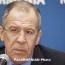 """Lavrov sees """"certain progress"""" in Karabakh settlement"""
