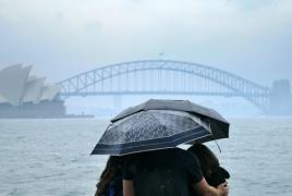 Storm, floods follow bushfires in Australia