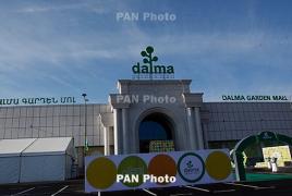 «Դալմա Գարդեն Մոլը» կվերաբացվի հունվարի 19-ից