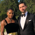 "Serena Williams, Alexis Ohanian ""have a net worth of $189 mln"""
