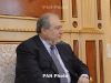 Armenia President a keynote speaker at Davos 2020