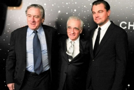 Leonardo DiCaprio, Robert De Niro will star in new Scorsese film