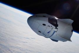 SpaceX назвала дату первой пилотируемой миссии космического корабля Crew Dragon