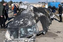 Իրանը խոստովանել է՝ ուկրաինական Boeing 737-ը խոցվել է 2 հրթիռով