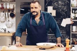 Armenian chef will host 4th season of Italian culinary show