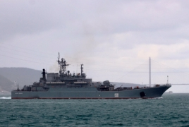 Russia reportedly transports tanks to Syria ahead of new operation