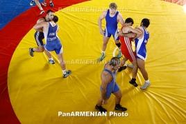 UWW: Артур Алексанян - второй в мировом рейтинге лучших борцов греко-римского стиля