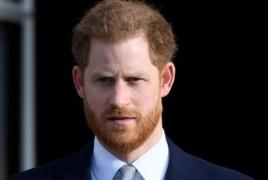 Принц Гарри покинул Великобританию и отправился в Канаду