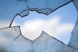 Երևանում կրակել են դատավորի աշխատասենյակի պատուհանին