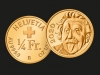 World's smallest coin features Albert Einstein sticking out his tongue