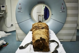 Egyptian mummy's voice restored 3,000 years after death