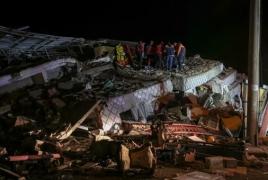 Землетрясение в Турции: 20 человек погибли