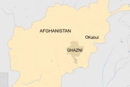 В Афганистане разбился пассажирский самолет: На борту было более 80 человек