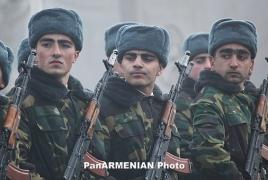 Armenia celebrates Army Day